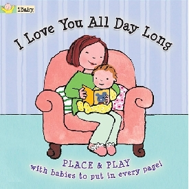 Tether Book - I love you all day long