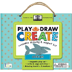 Play Draw Create - Ocean