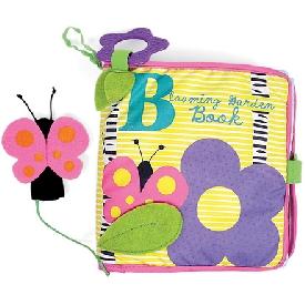 Blooming garden soft book