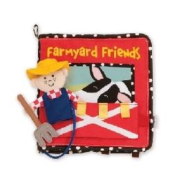 Farmyard Friends Soft Book