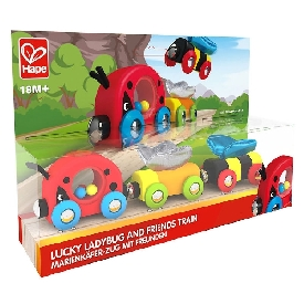 Lucky Ladybug And Friends Train