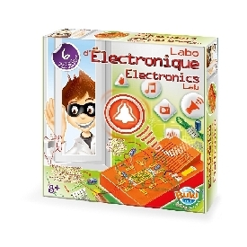 Electronics lab kit