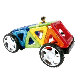 Magformers vehicle set - wow set 16 pcs