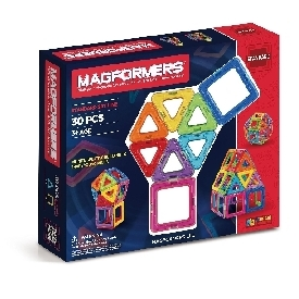 Magformers Basic set - 30 Pcs