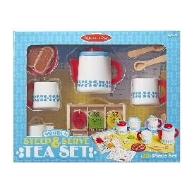 Steep & serve tea set