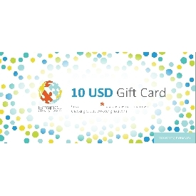 Gift card 10$
