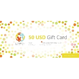 Gift Card 50$