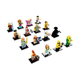 Minifigure series 17