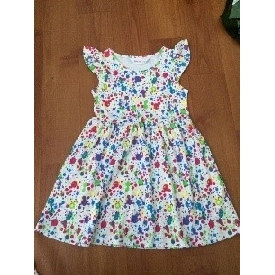 GIRL'S DRESS (Mixed color)