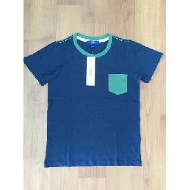 BOY'S SHIRT (Blue) 2
