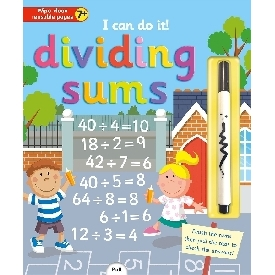 Wipe clean: I can do it Dividing Sums