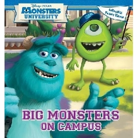 Big monsters on campus