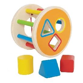 1-2-3 shape sorter