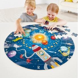 Solar system puzzle