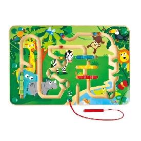 Jungle Maze