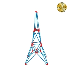 Eiffel tower- hape