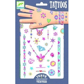 Jenni's Jewels Neon Tattoos