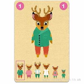 Familou card game