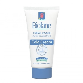 Lait corps au cold cream