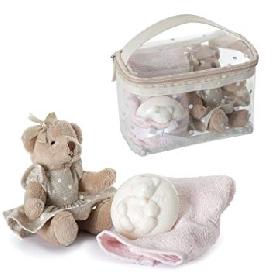 Trousse de Bain ours teddy