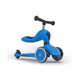 Scoot and ride highwaykick 1 scooter - blue