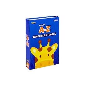 Flash card alphabet