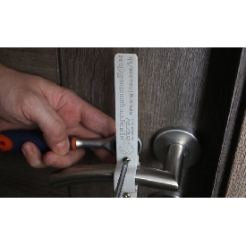 Lever handle ,.hands-free door opener for your protection