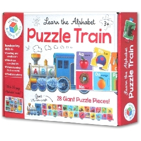 building blocks puzzle train abc