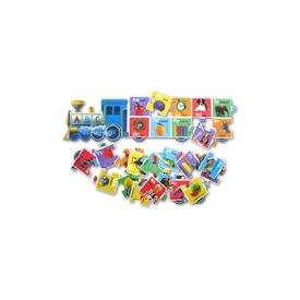 building blocks puzzle train abc