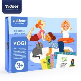 Yogi card