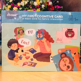 My firet cognitive card