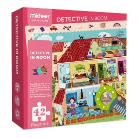 Detective Puzzle-In Room