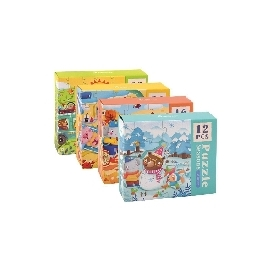 4 in 1 puzzle- seasons