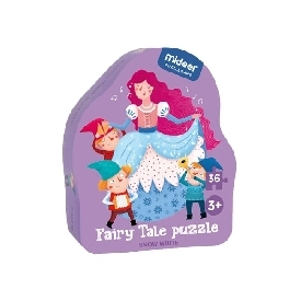 Fairy Tale Puzzle-Snow White