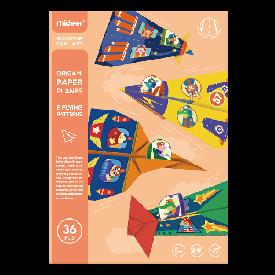 Creative paper planes