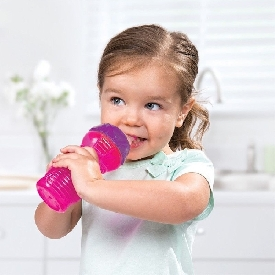 Click lock 9oz bite proof sippy cup - 1 pk