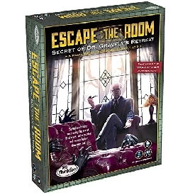 Escape the room: secret of dr.gravely's retreat