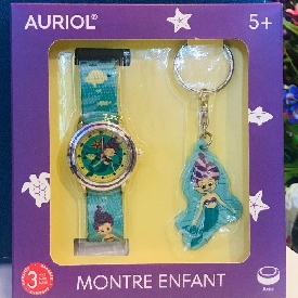 Montre enfant mermaid watch