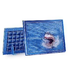 Amazing puzzle sharks 42 pcs