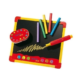 Super chalk set