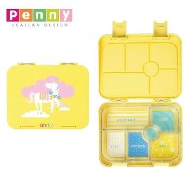 Penny bento lunchbox - Unicorn park life