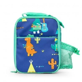 Penny cooler bag - dino rock