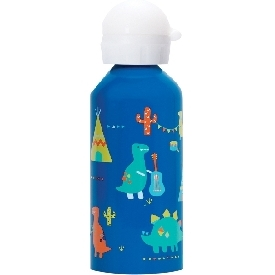 Penny stainless drink bottle - dino rock