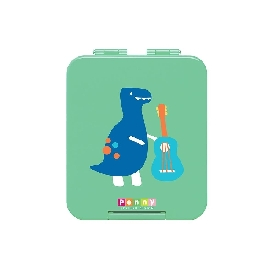 Penny mini bento box - dino rock
