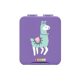 Penny mini bento box - loopy llama