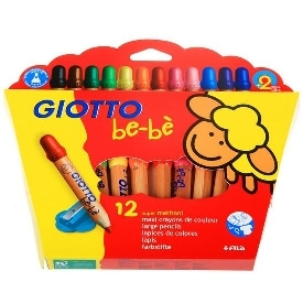 Jumbo colored Pencils x 12