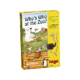 Who's who at the zoo?