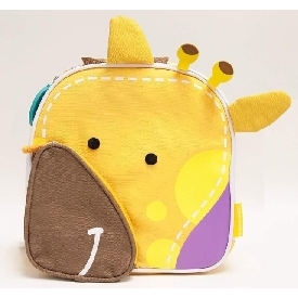 Insulated Lunch Bag - Yellow (Lola The Giraffe)