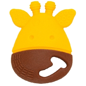 Sensory teether giraffe
