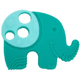 Sensory teether elephant